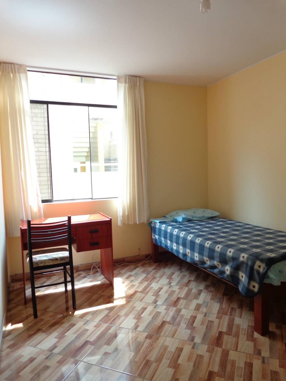 habitaciones amobladas para estudiantes cerca de pucp y