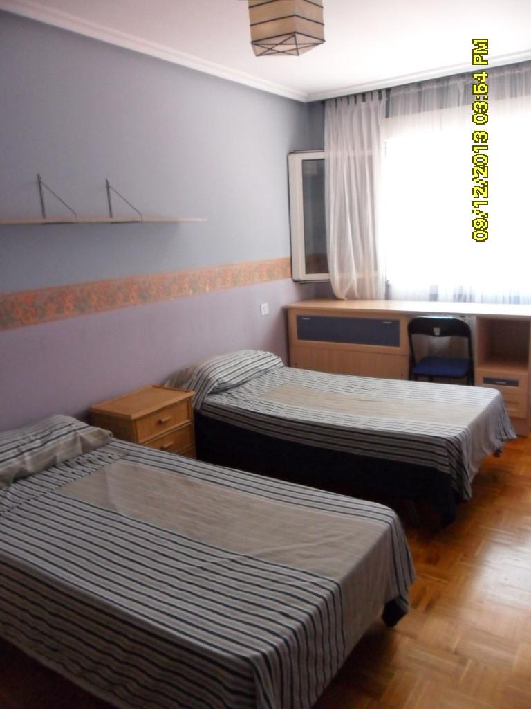Habitaciones amplias en piso compartido alquiler for Alquiler de habitacion en piso compartido