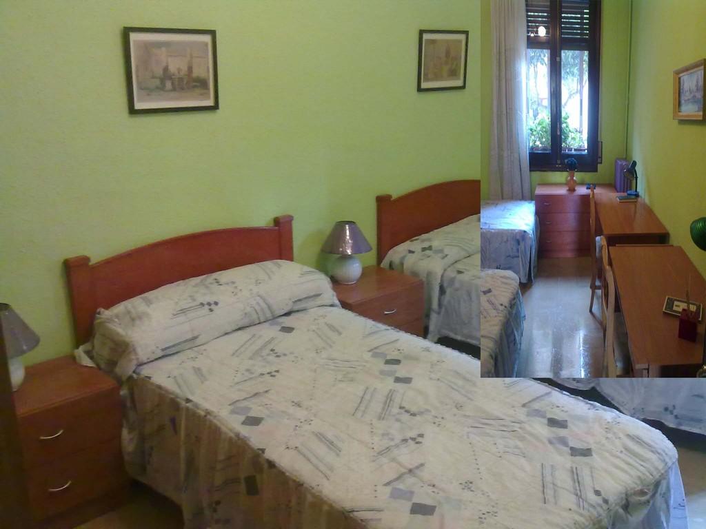 Habitaciones compartidas pension completa alquiler for Alquiler de habitaciones para 3 personas