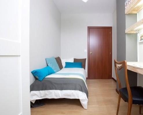 habitaciones individuales o a compartir en alquiler