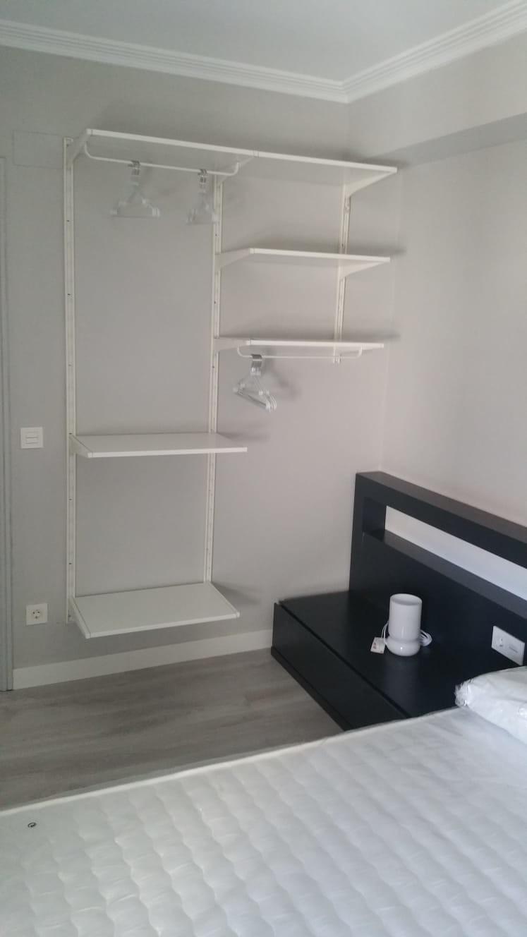 Habitaciones de lujo en un piso compartido en Pamp