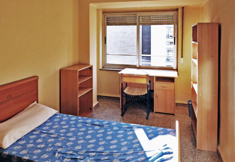 Habitaciones para estudiantes en salamanca alquiler for Pisos universitarios madrid