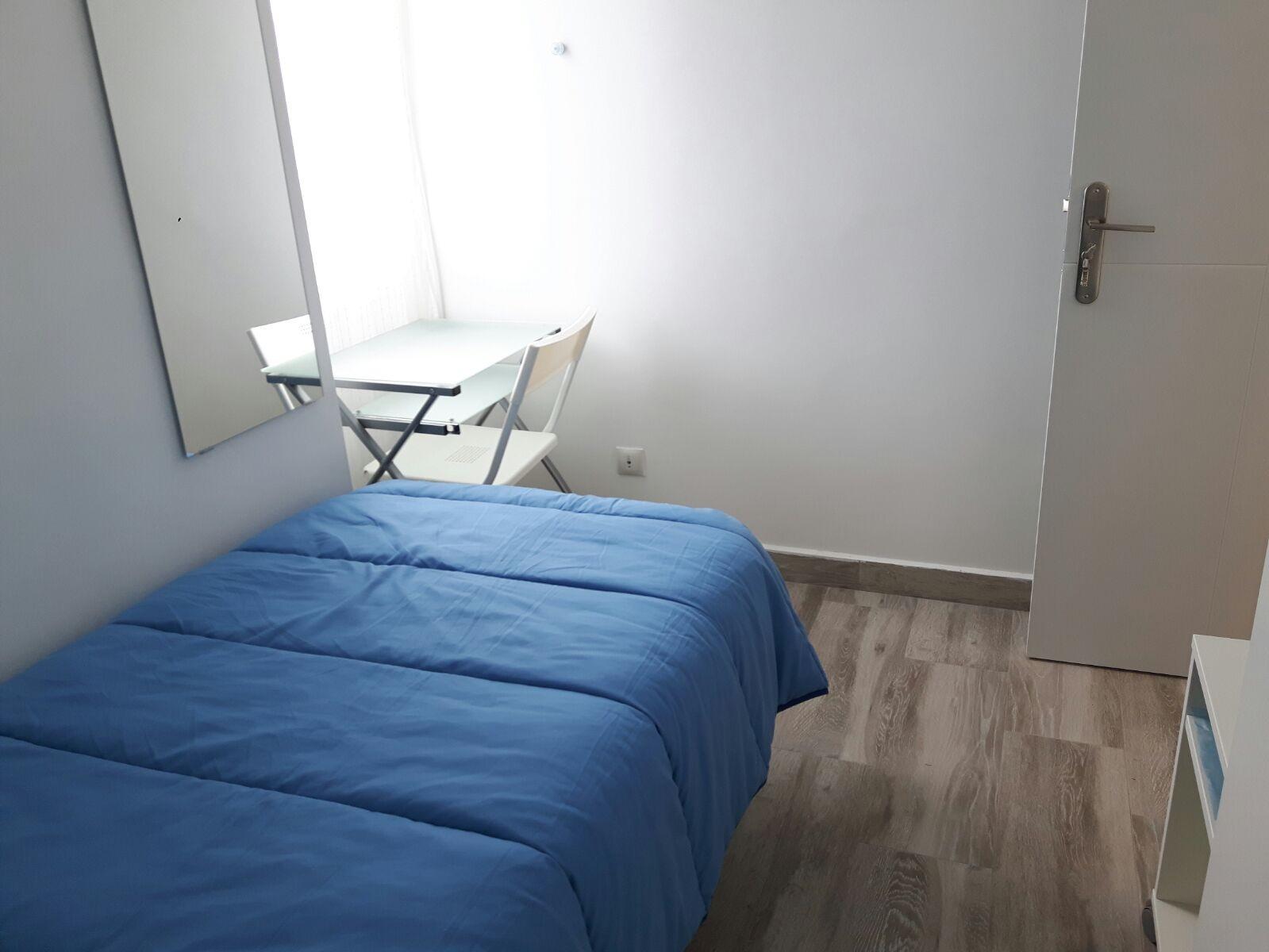 Habitaciones en piso a estrenar con gastos incluidos for Habitaciones en madrid