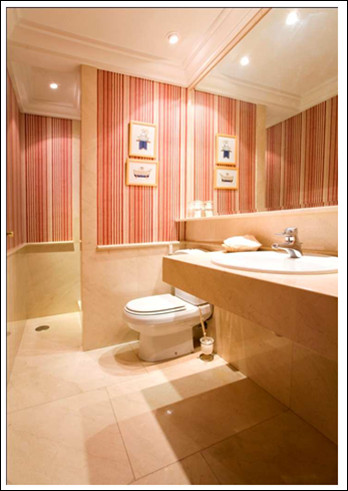 Habitaciones tipo hotel con ba o privado exteriores ropa - Habitaciones con bano ...