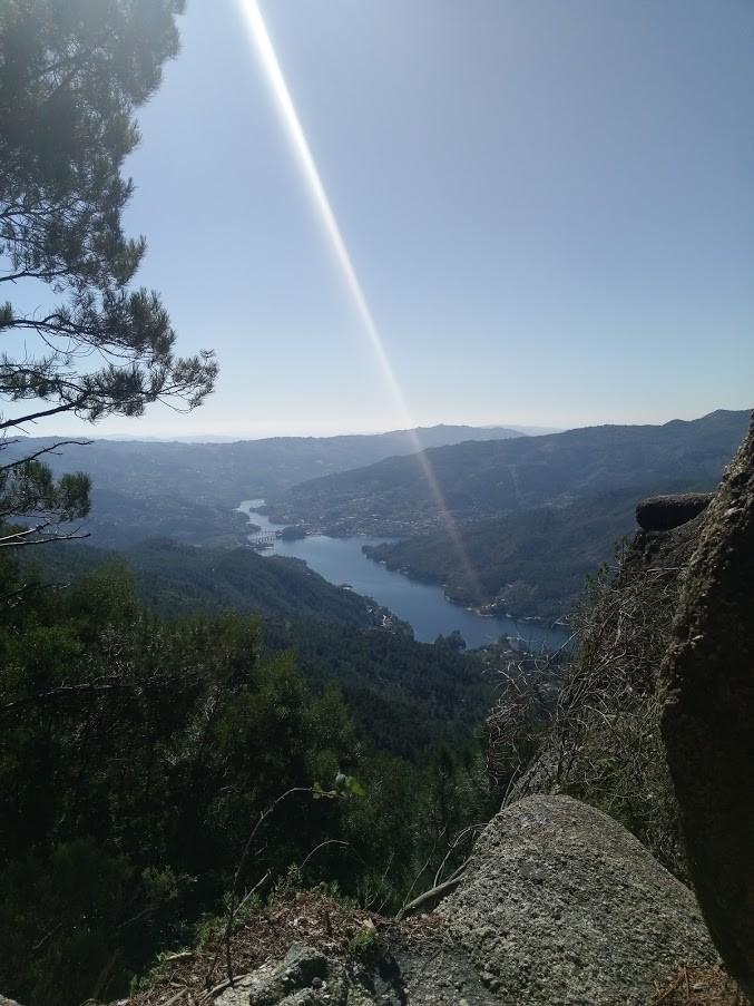 Haciendo senderismo por el Parque Nacional de Peneda-Gerês