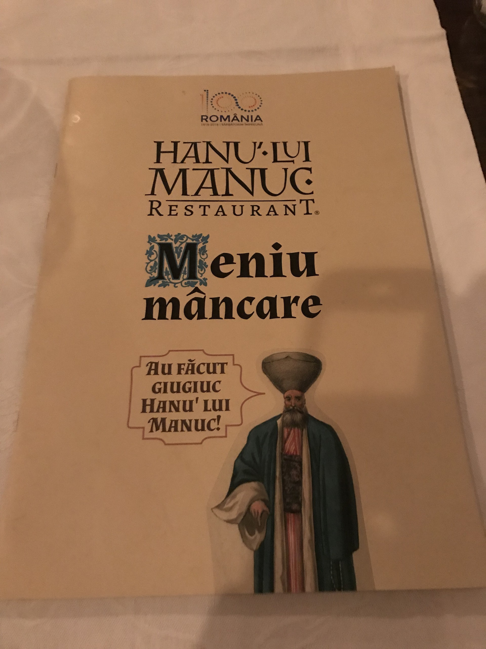 Hanul lui Manuc