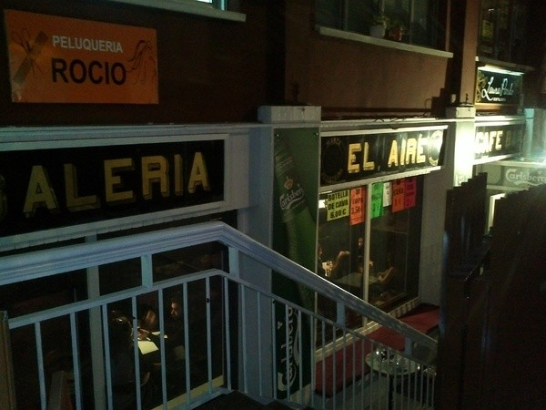 Having a beer in Valladolid. Best bars I