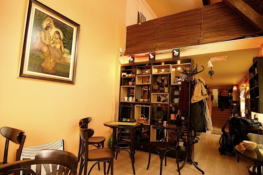 Herbaciarnia Veda House