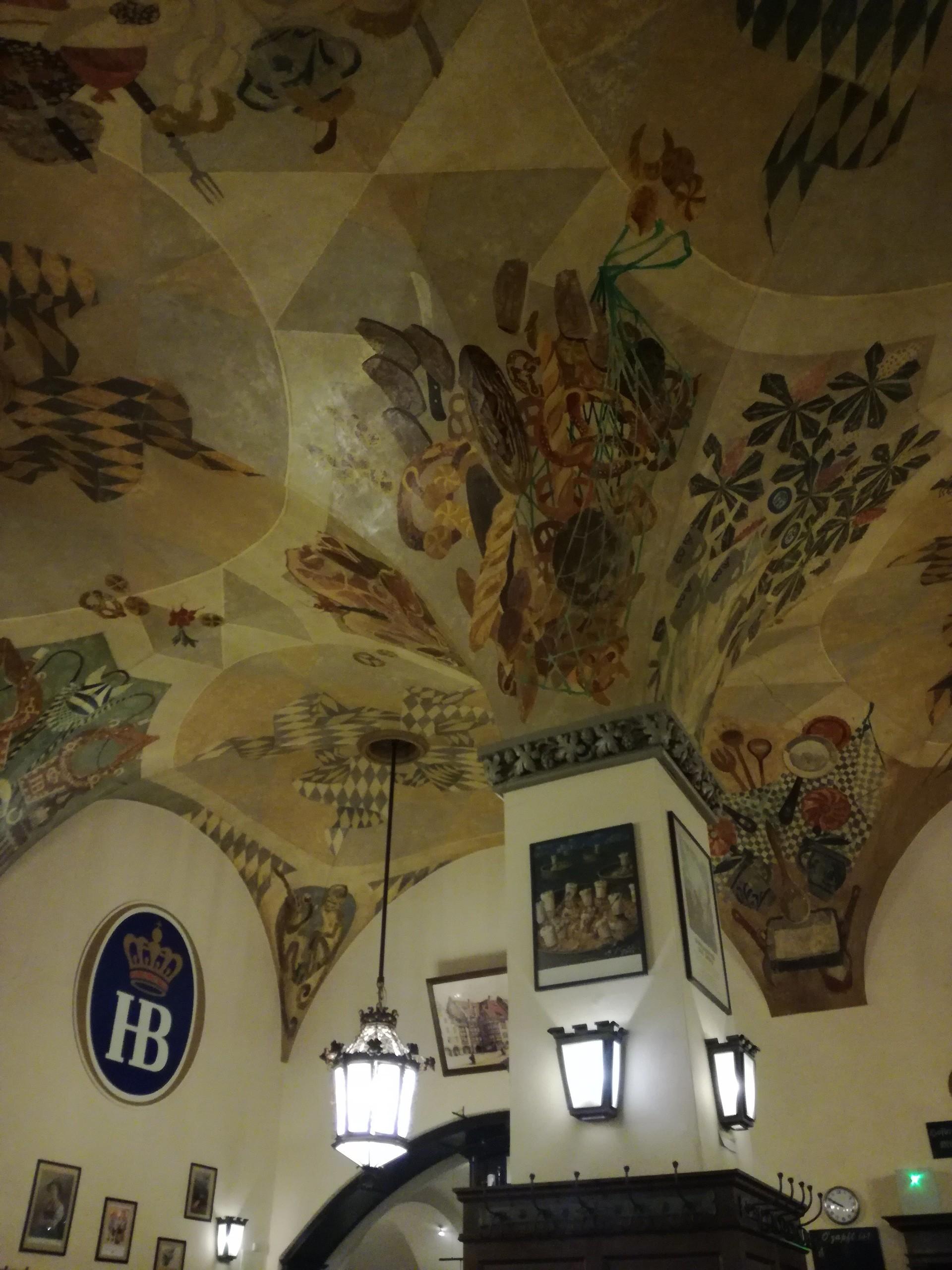 Hofbräuhaus, una cervecería con historia