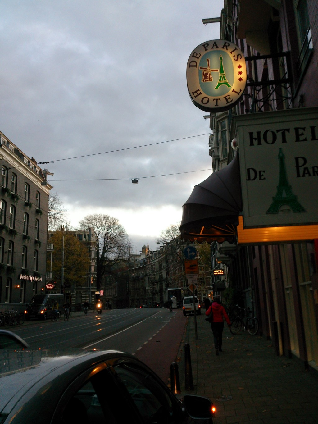 Hotel de Paris Amsterdam is a place you'll want to stay