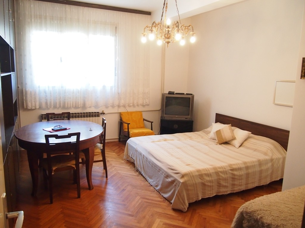 Room In The Center Of Zagreb