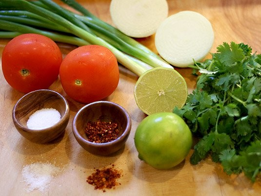 How To Make a Good Picante Sauce