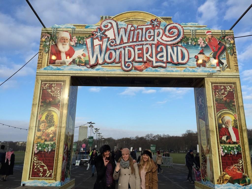 Hyde Park si trasforma in un mercatino natalizio