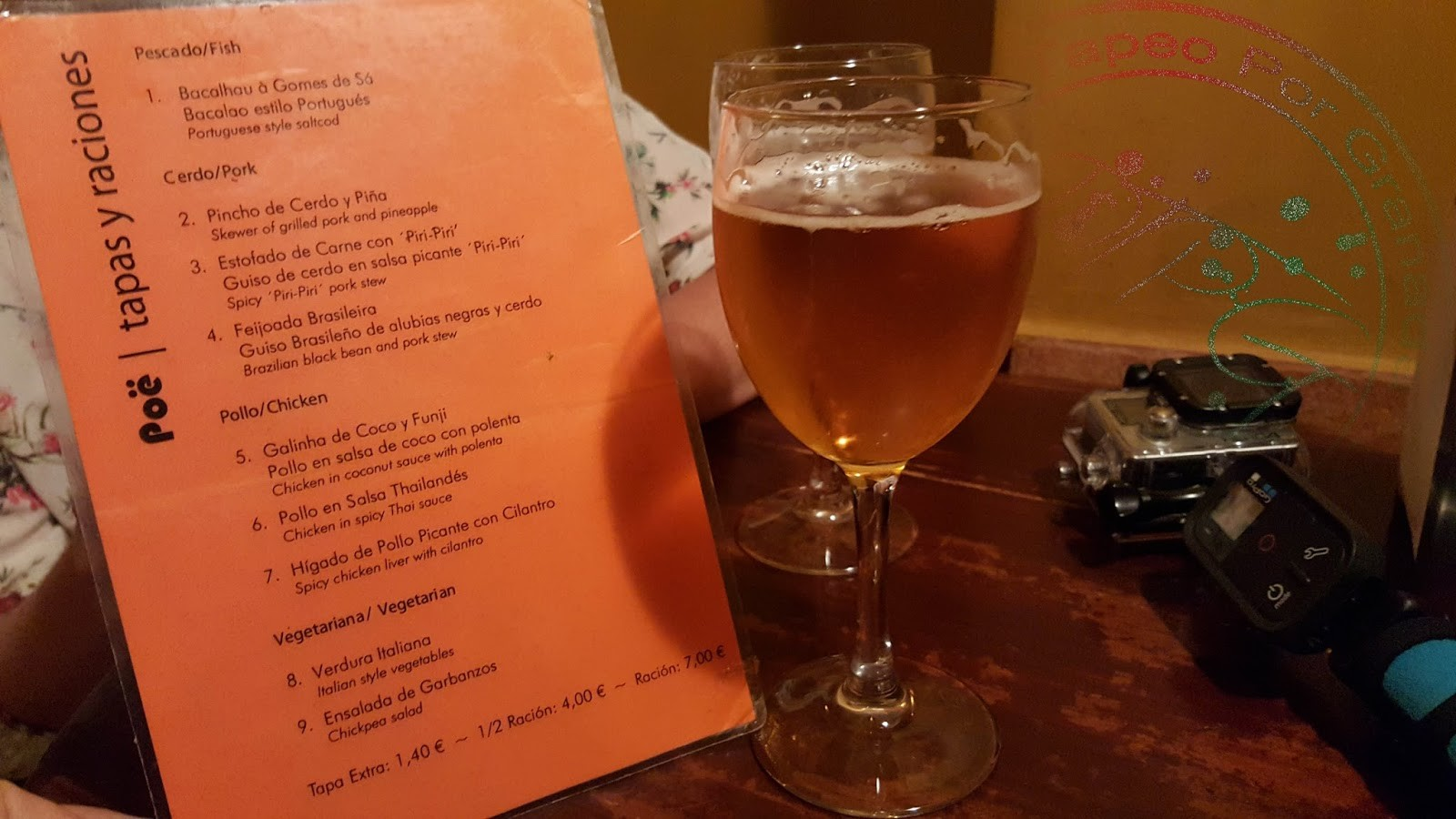 I 5 migliori tapas bar