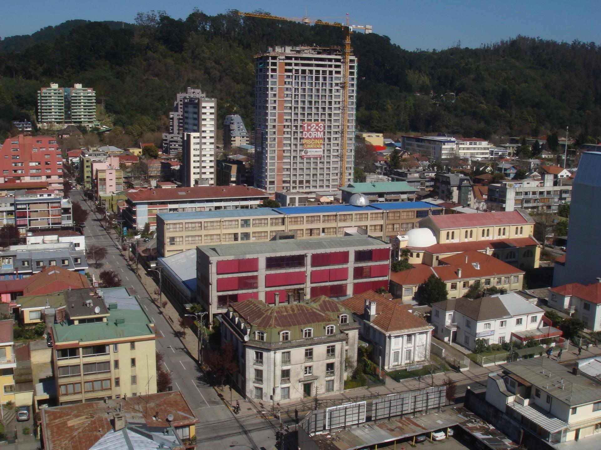 Ignacio's Experience in Concepción, Chile