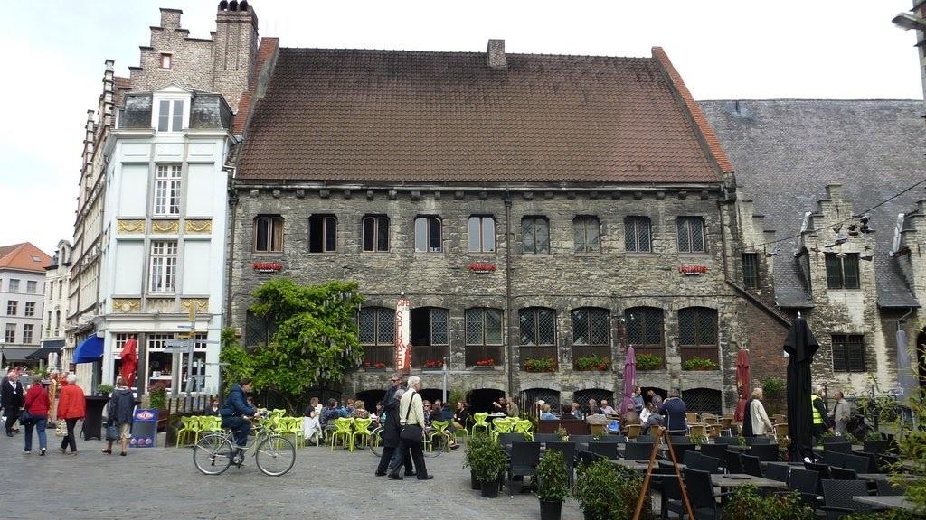 Il bar più antico di Ghent