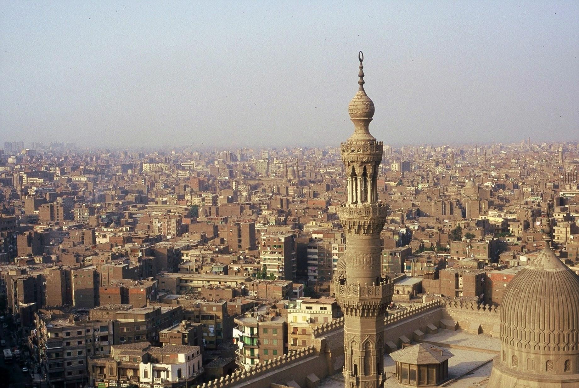Il Cairo durante Mubarak