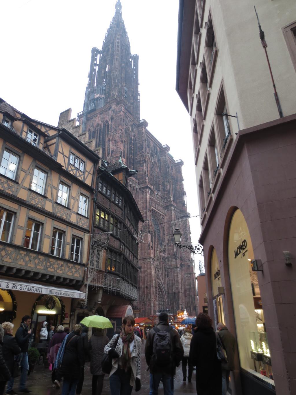 Il cuore di Strasburgo