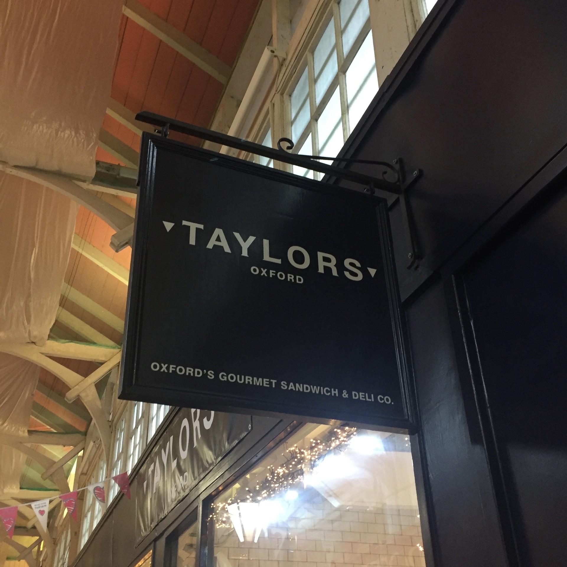 Il Mercato Coperto: il centro commerciale più incantevole di Oxford!