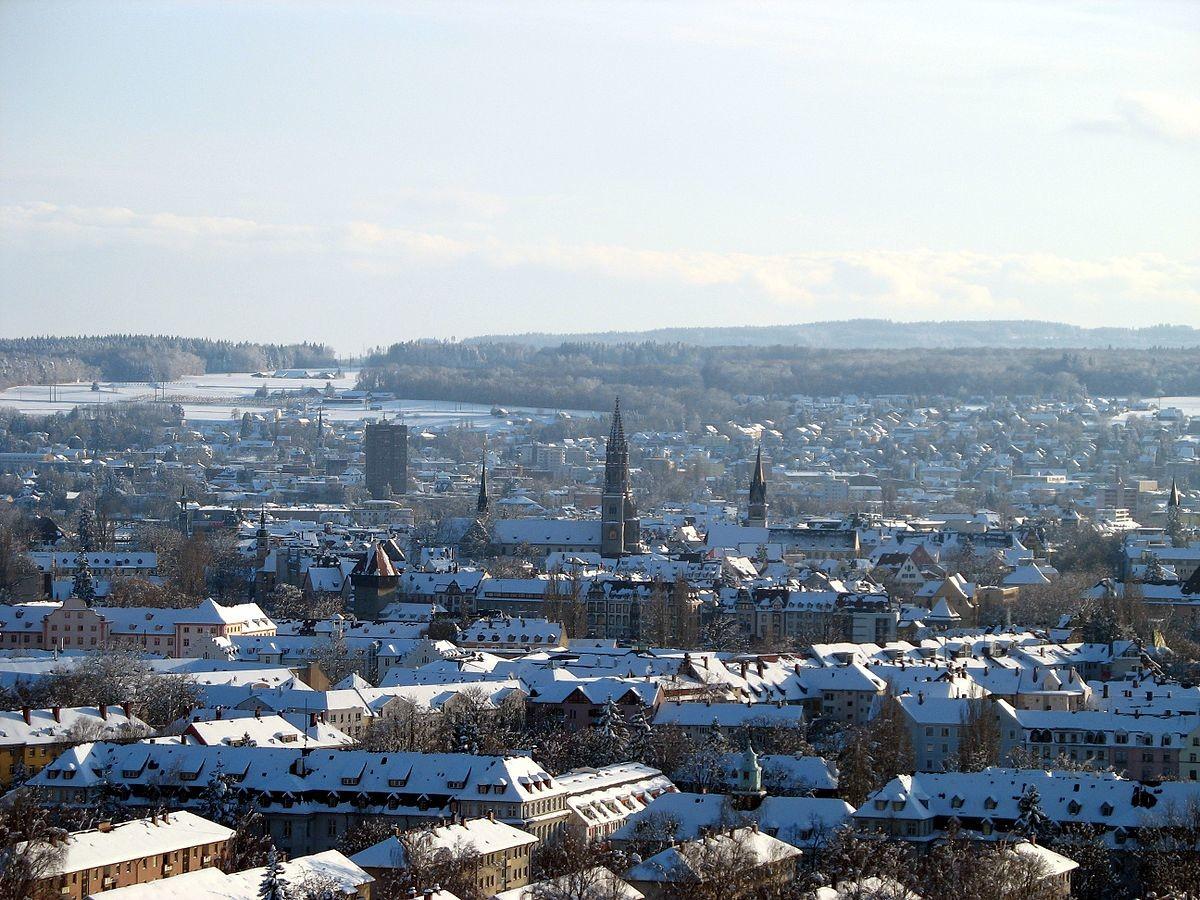Il mio Erasmus a Konstanz, Germania. Raccontato da Paolo