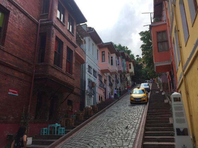Il mio viaggio in Turchia (parte 7): il quartiere più bello di Istanbul e il mio primo bagno turco