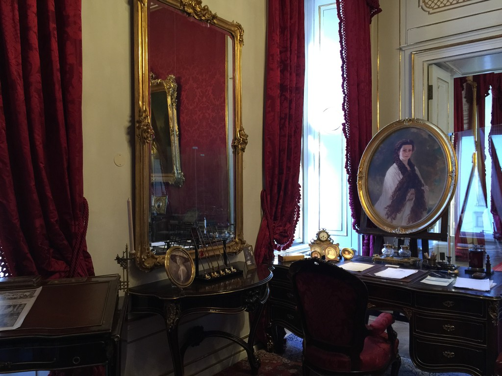 Il Palazzo imperiale di Hofburg