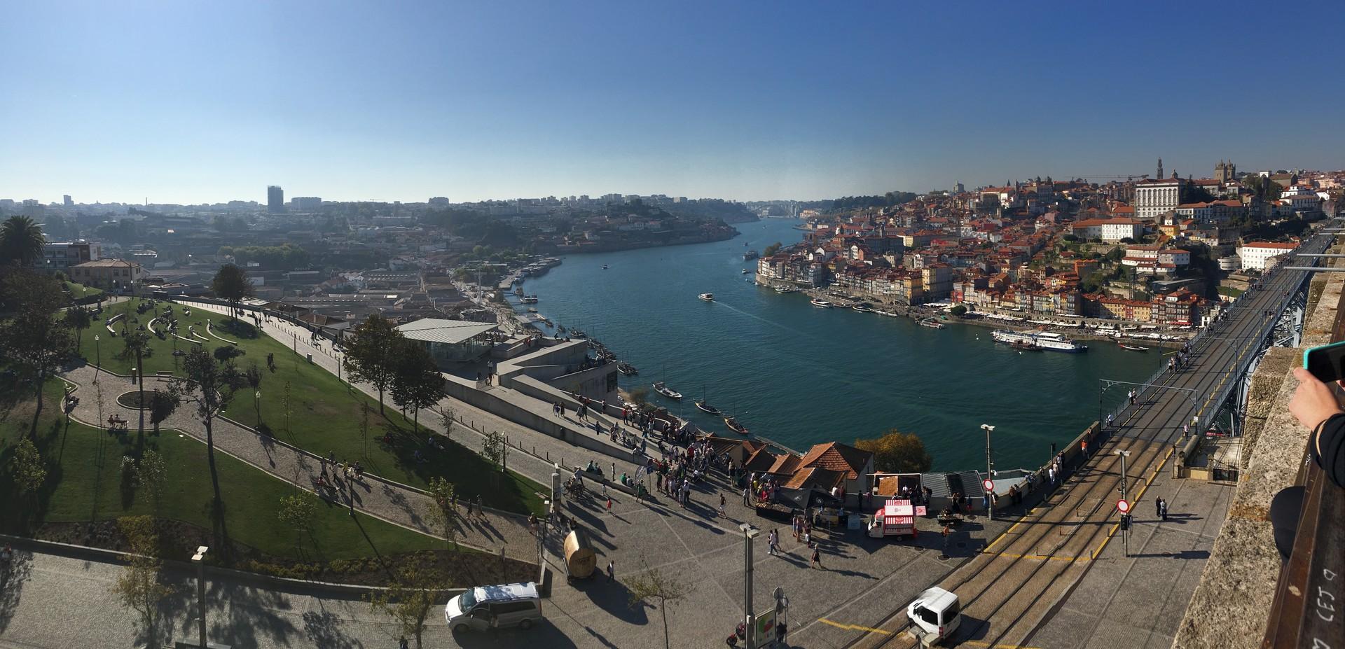 Il panorama più bello di Porto