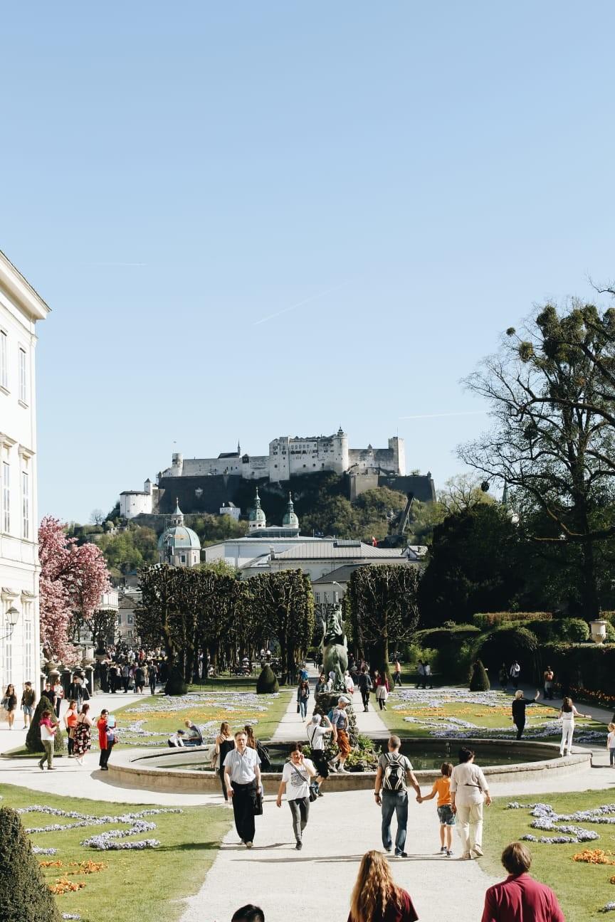 Il mio viaggio a Salisburgo a Pasqua del 2019