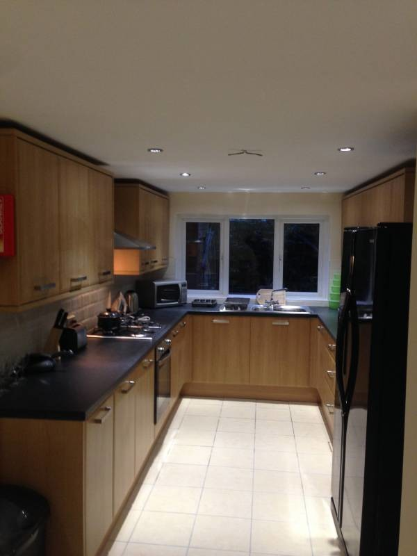 Immaculate double room in house share