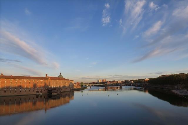 In Toulouse ankommen: Die erste Woche
