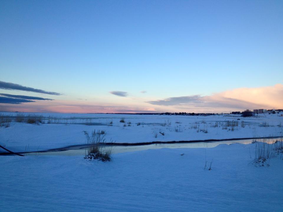 In viaggio verso il Polo Nord