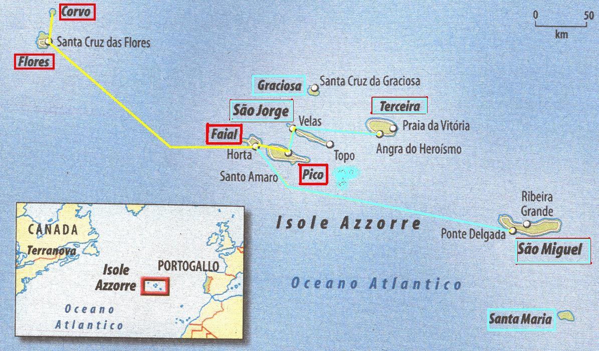 Islas Azores Blog Erasmus Uac