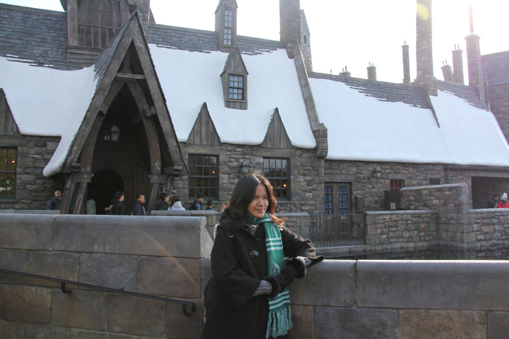 Japan part 5: Hogwarts at Universal Studio Japan, Osaka