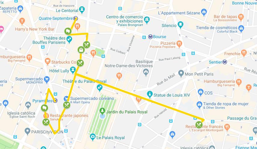 Cartina Parigi Con Quartieri.Il Quartiere Giapponese Di Parigi Blog Erasmus Parigi Francia