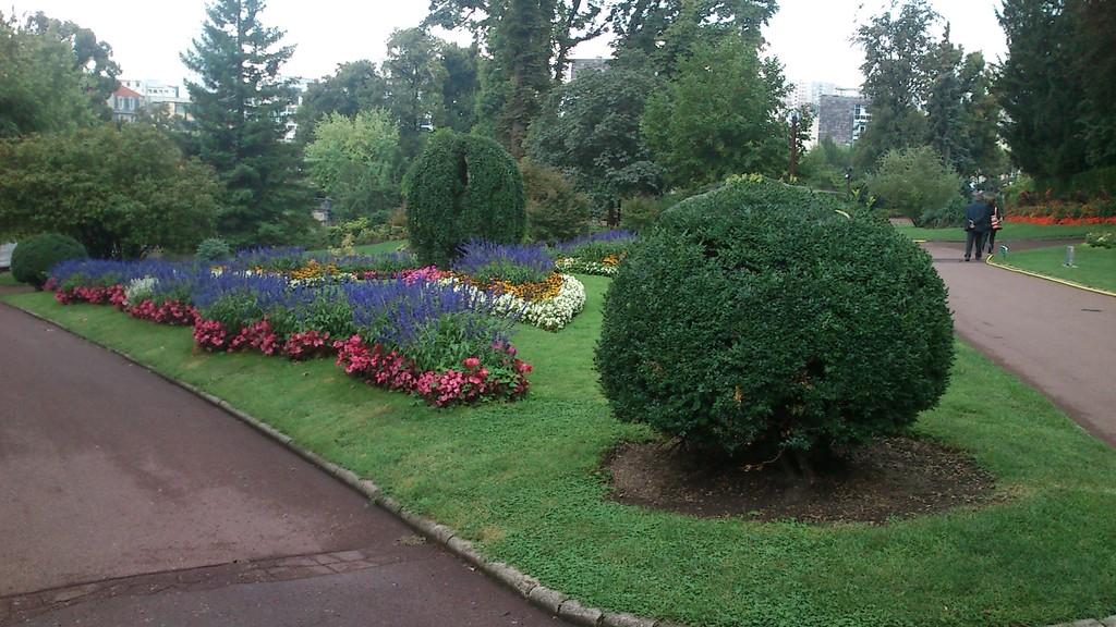 Jardin Lecoq   Qué ver en Clermont-Ferrand