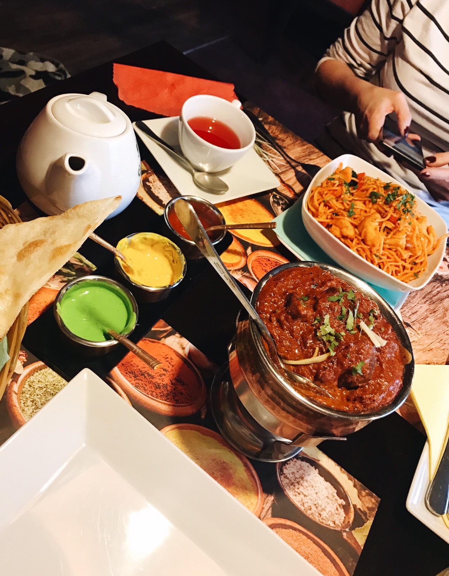 Restauracja Indyjska Mantra Gdzie Zjeść W Gdańsk