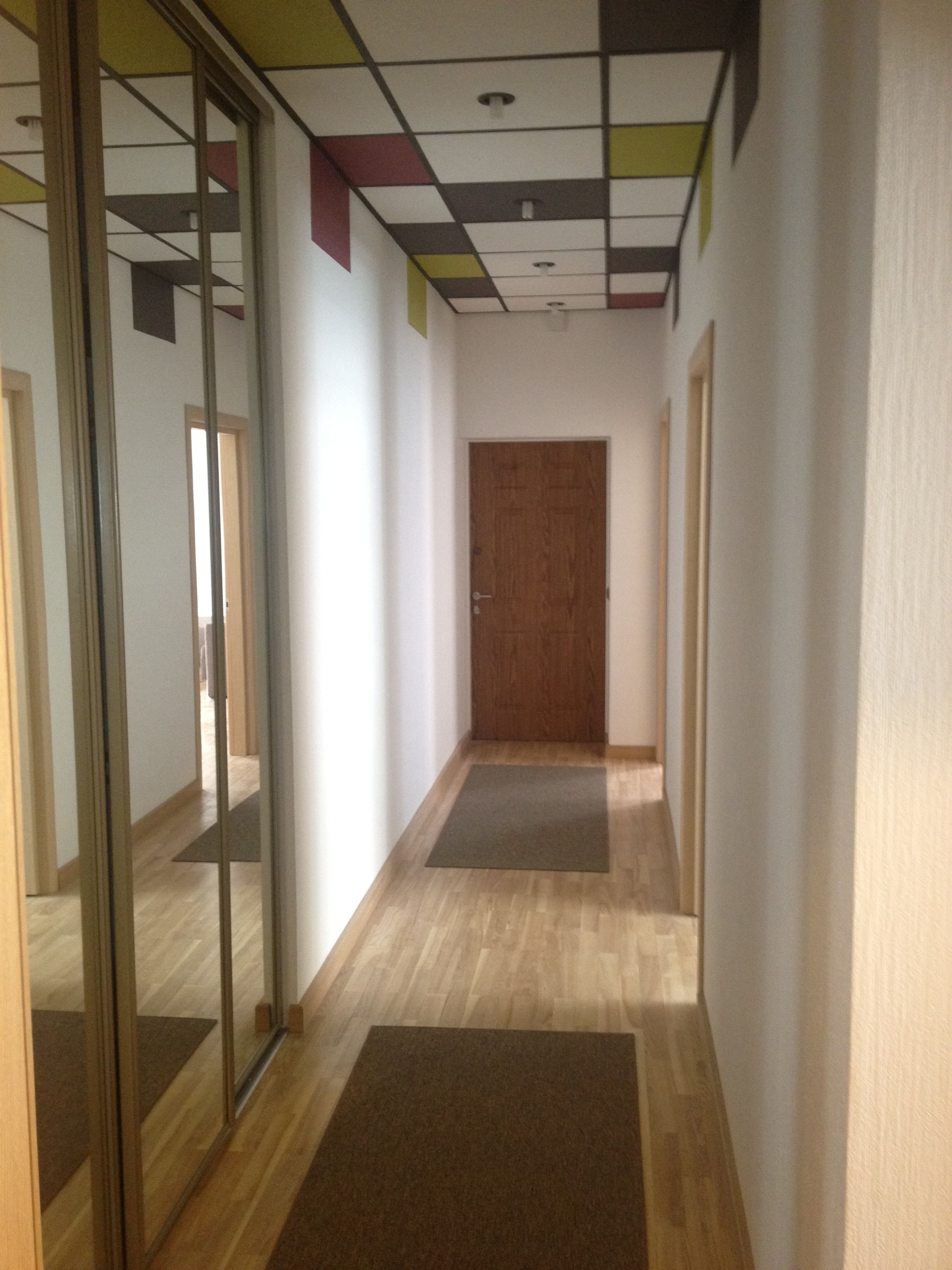 Just Renovated, 3 Room Light And Modern Apartment At The Very Ce ...
