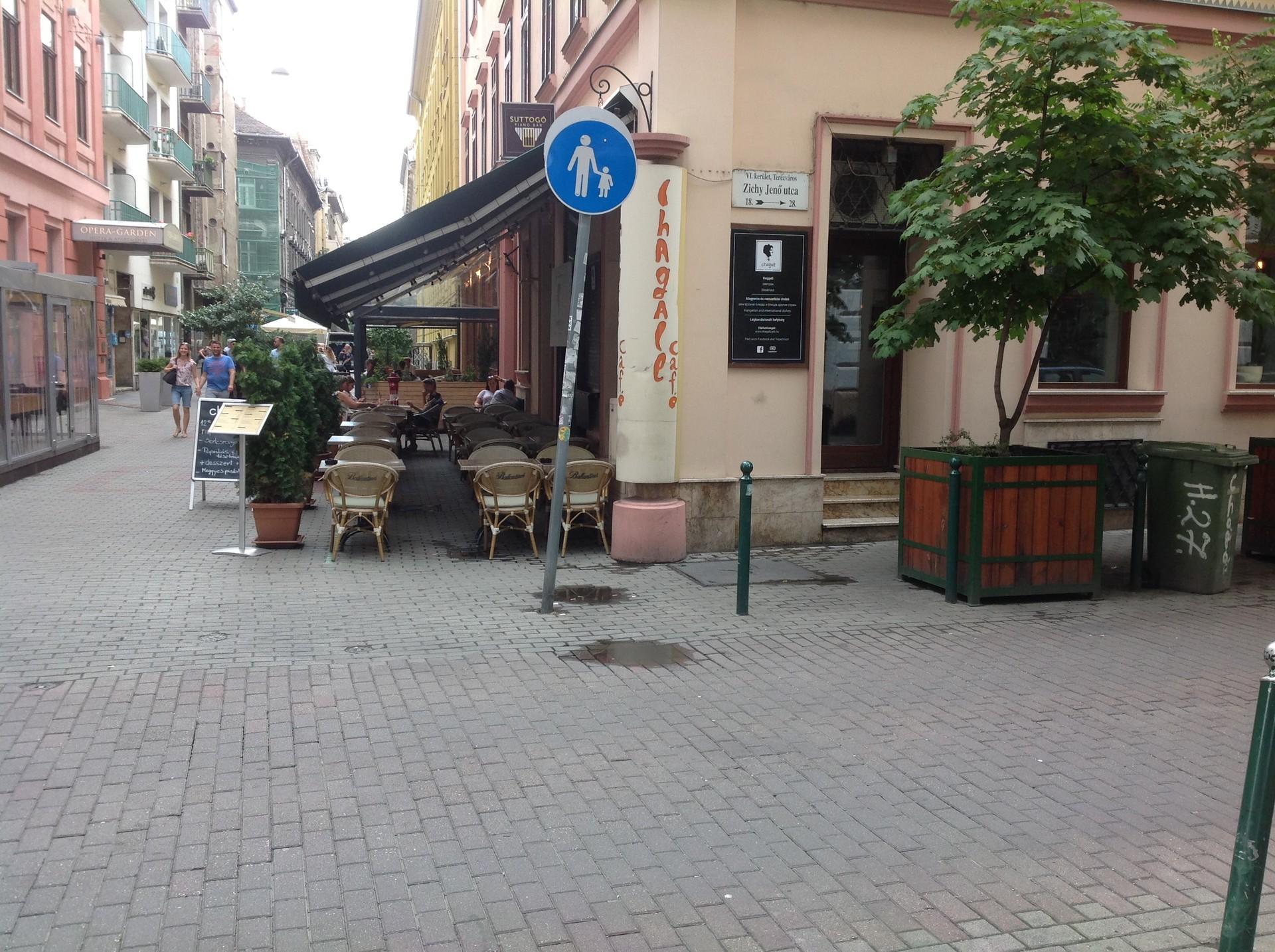 Budapest,  Zichy Jenő u.