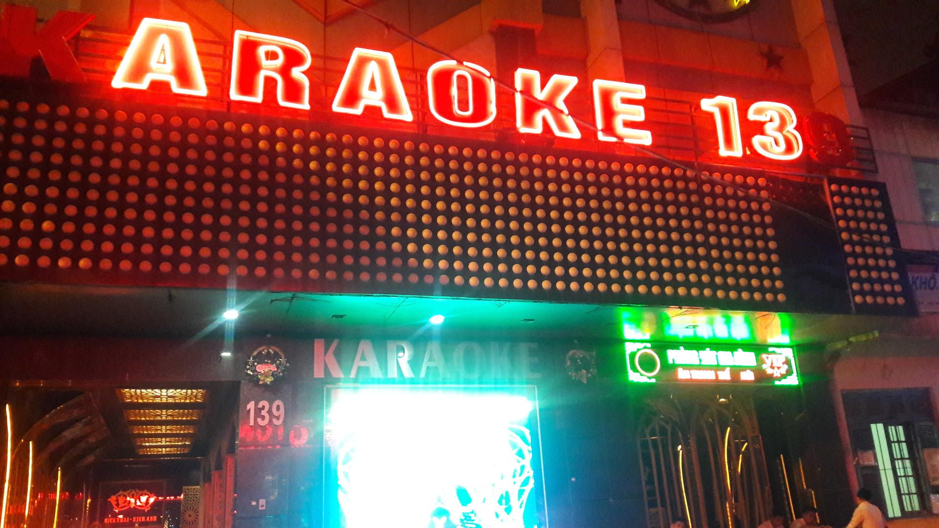 Karaoké à Hanoï