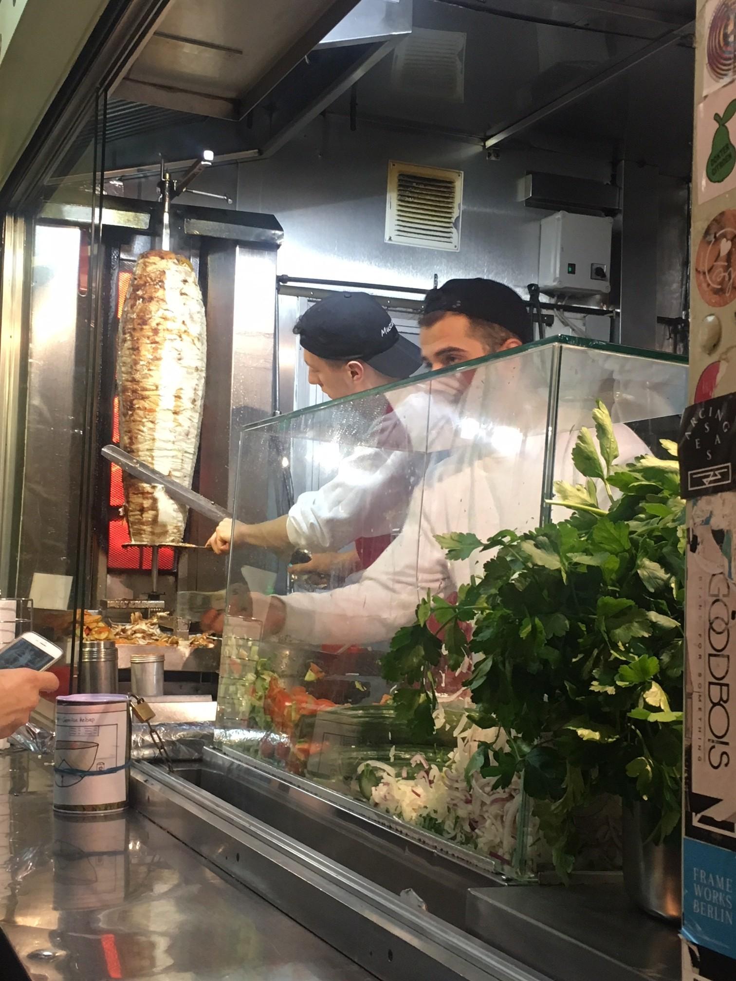 Kebab Mustafa!