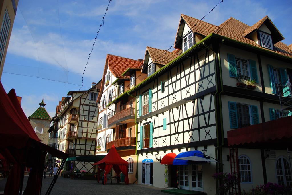 Kleines Frankreich