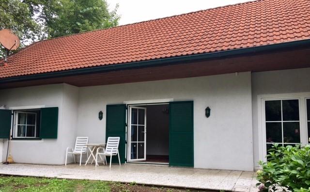 Kleines Gartenhaus im Grünen, 50 m², große Terrasse, Parkplatz