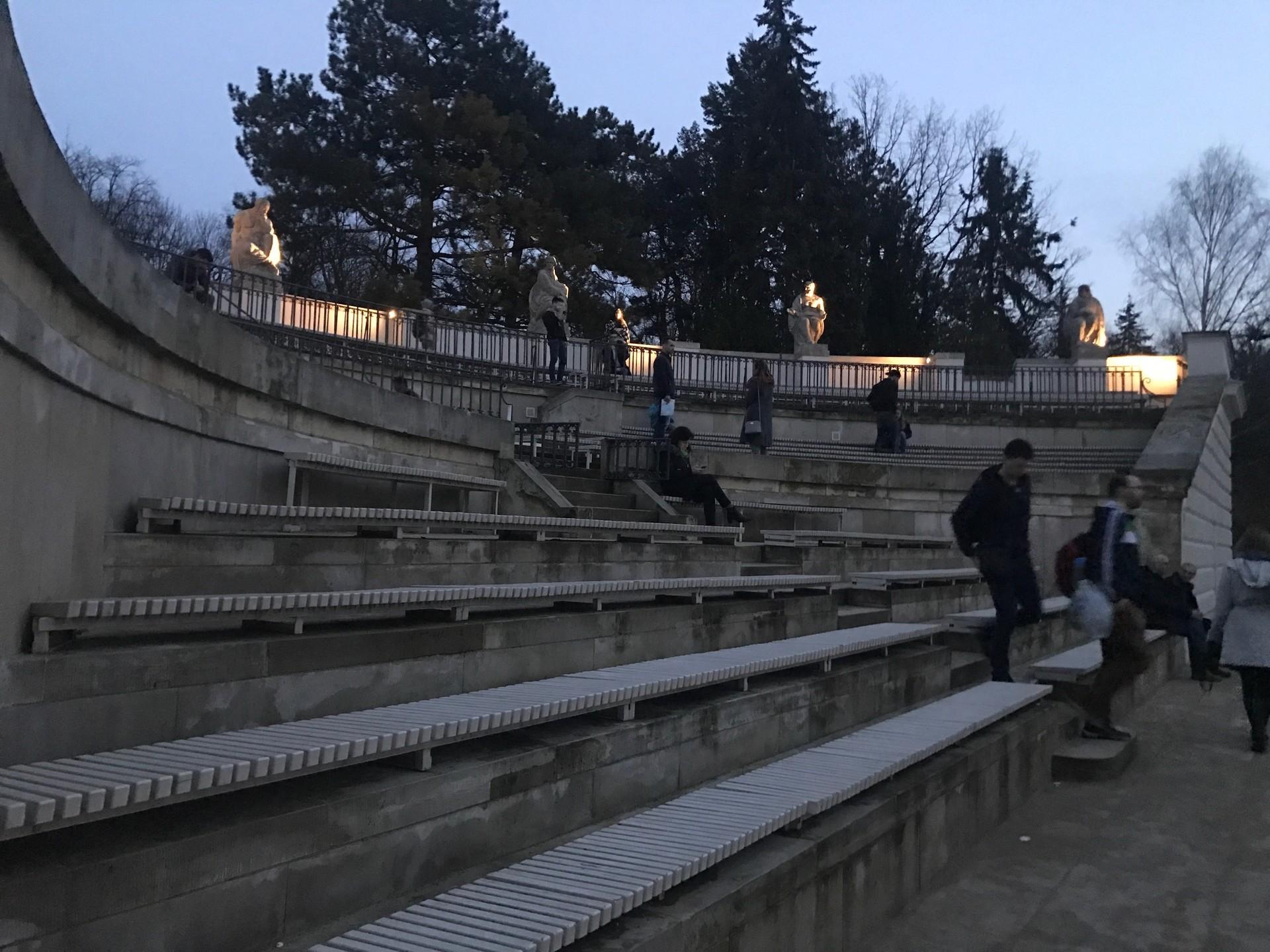 Kolejne spacery po stolicy Polski. Warszawa część druga.