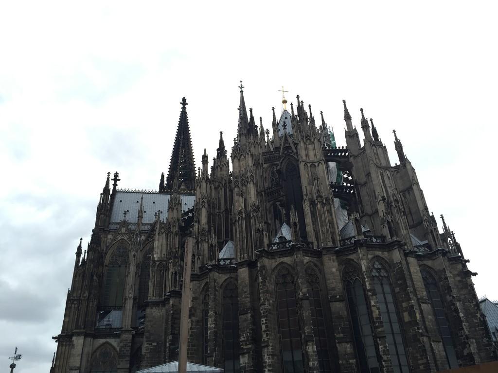 Kölner Dom, la Catedral de Colonia