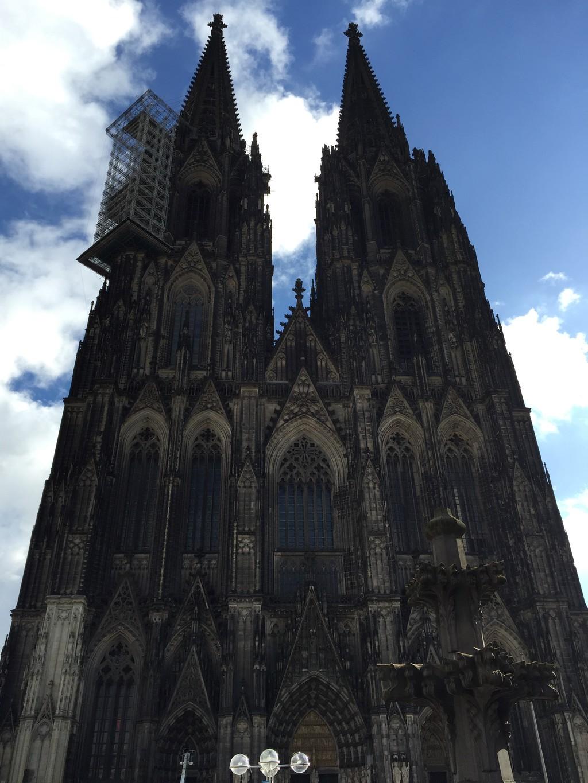 Kölner Dom, la cathédrale de Cologne