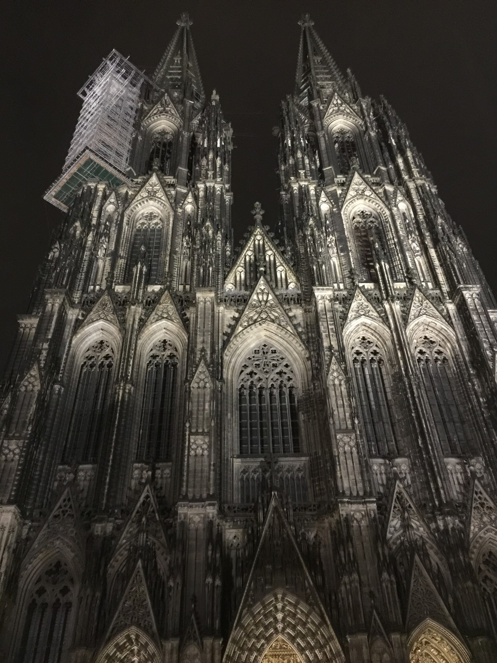 Kölner Dom, the Cathedral of Cologne