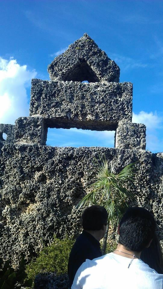 Koralowy Zamek - techniczne cudo
