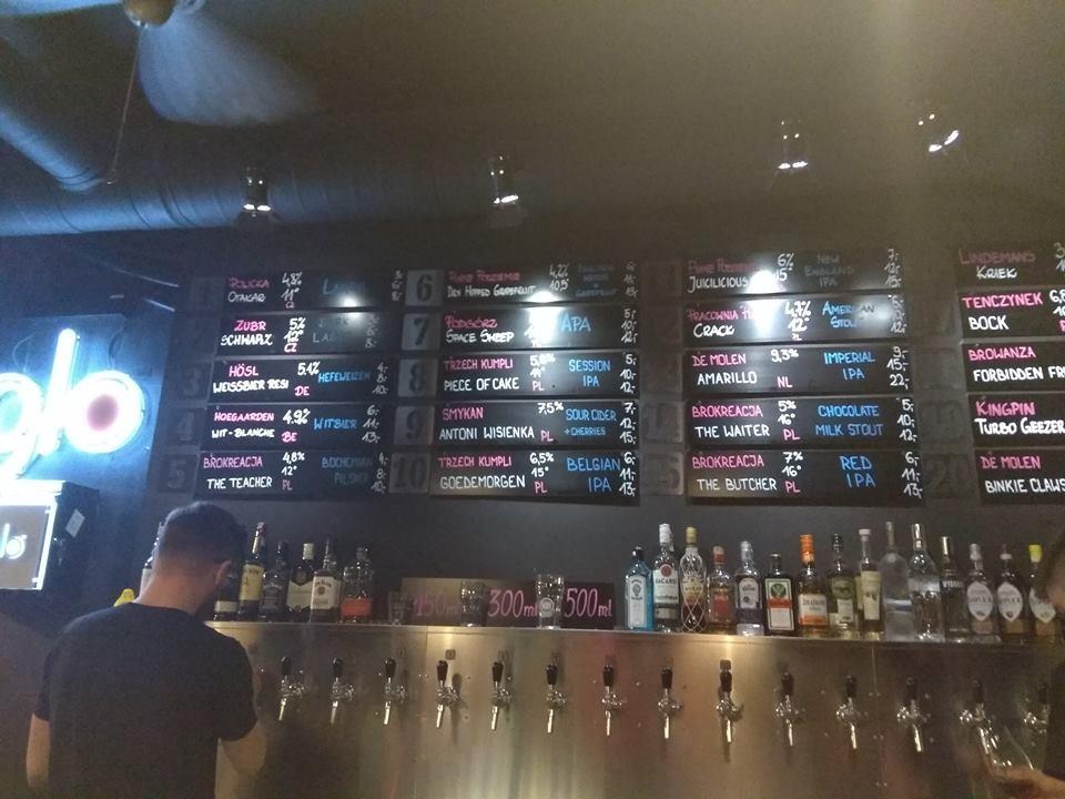 Kraftowe piwo w Multi Qlti