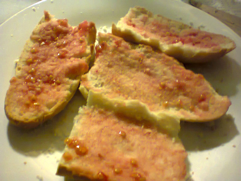 Kuchnia Hiszpańska 2 Pan Con Tomate Erasmusowe