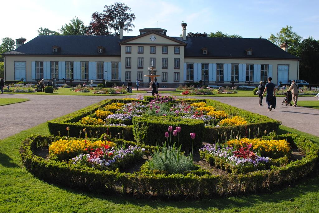 L'un des plus beaux parcs d'Europe